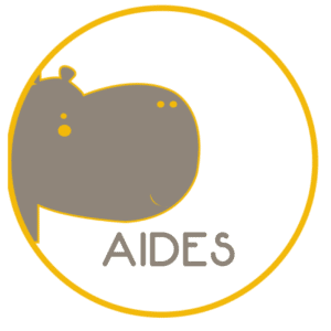 Badge AIDES à la garde d'enfants