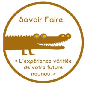 Badge l'expérience vérifiée de votre future nounou