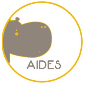 Badge AIDES à la garde d'enfants